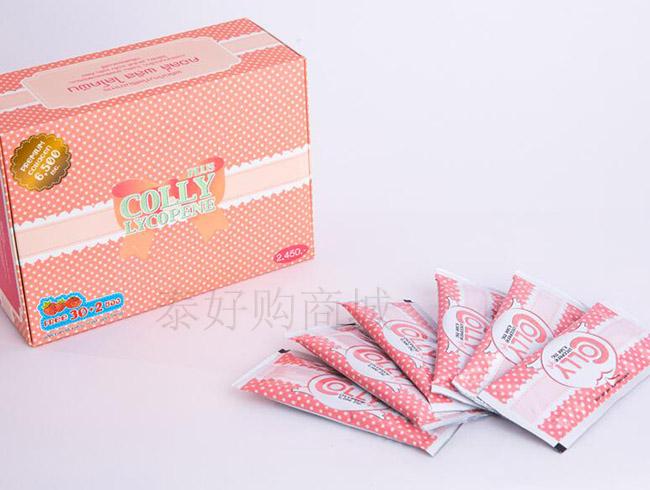 Colly Pink胶原蛋白粉